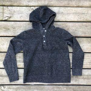 Michael Michael kors pullover hooded wool sweater